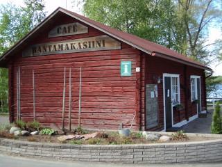 Turist info in town center
