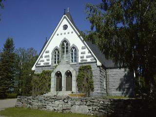 Hirvensalmen kirkko