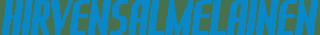 Paikallislehti Hirvensalmelainen Oy logo