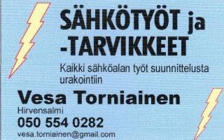 Torniainen Vesa logo