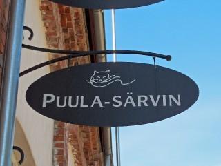Puula-Särvin Oy logo