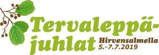 Hirvensalmen Tervaleppäyhdistys ry logo