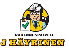 Rakennuspalvelu Juha Häyrinen logo